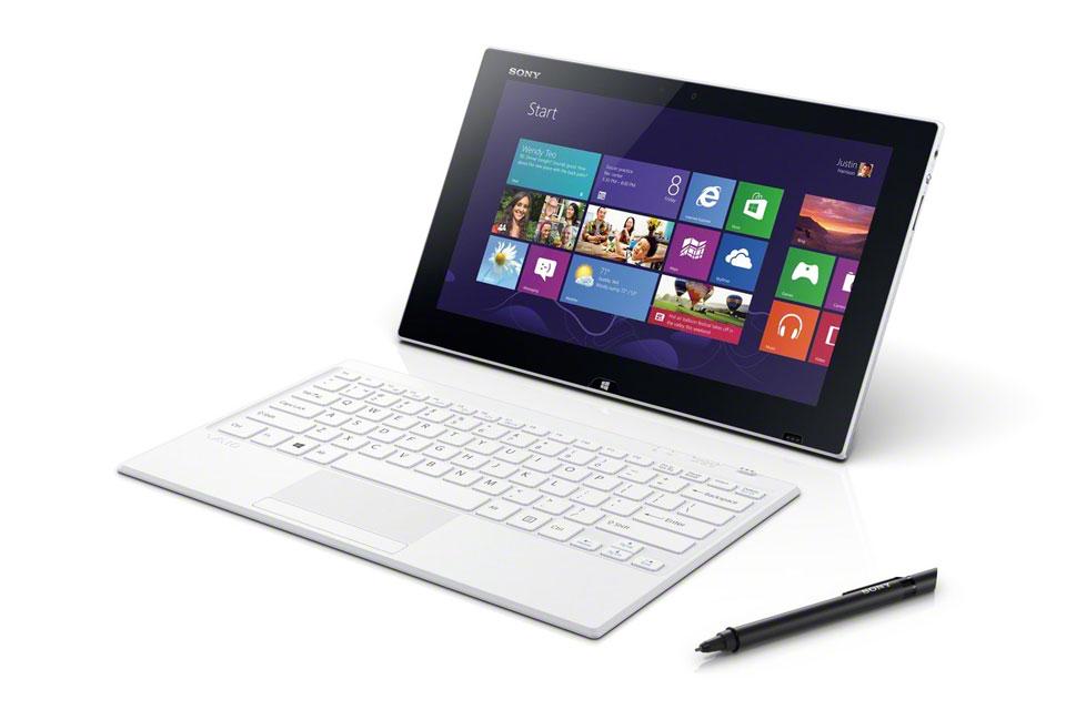 [速報]VAIO® Tap 11  ソニーらしさが光る Windows 8 タブレットPC