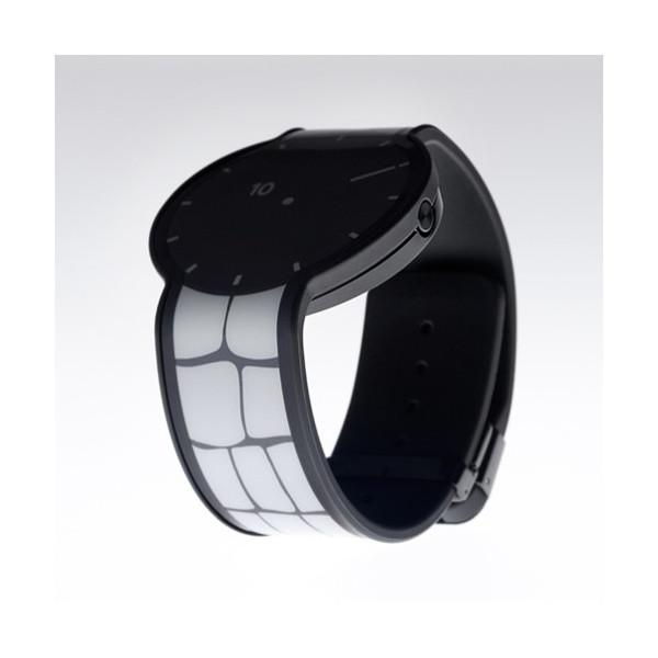 電子ペーパー採用のデザインが変わるSONYブランドの時計『 FES Watch 』がついに市販化となった模様です